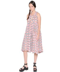 YVONNE S | Printed Light Cotton Voile Dress