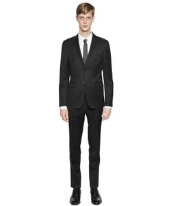 Z Zegna | Wool Mohair Blend Serge Suit