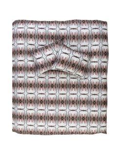 ZIGZAGZURICH | Balearic Haze Designer Duvet Cover Set