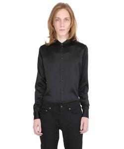 Saint Laurent | Silk Satin Shirt