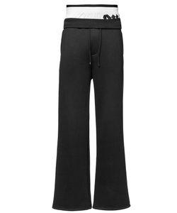 FENTY X PUMA | Layered Waistband Cotton Sweatpants