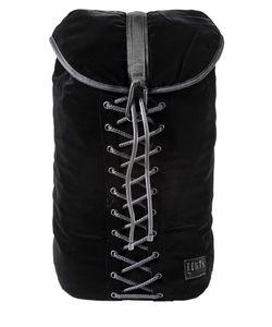FENTY X PUMA | Lace-Up Velvet Backpack