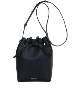 MANSUR GAVRIEL | Mini Bucket Vegetable Tanned Leather Bag
