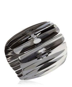 Pluma | Fishbone Bangle Bracelet