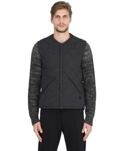 ADIDAS BY WINGS & HORNS | Water Resistant Quilted Primaloft Vest
