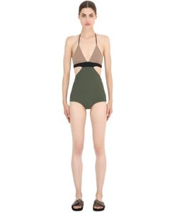 FRIDA QUERIDA | Clio Reversible Lycra One Piece Swimsuit