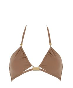 LA PERLA BEACHWEAR | Eclipse Halter Neck Bikini Top