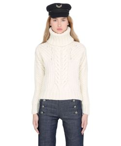 TOMMY X GIGI | Gigi Hadid Chunky Cable Knit Sweater