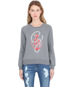 TOMMY X GIGI | Gigi Hadid Anchor Rope Sweatshirt