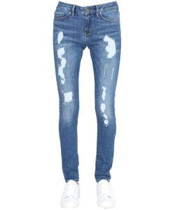 TOMMY X GIGI | Gigi Hadid Venice Raw Denim Jeans