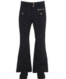 Bogner | Glady Slim Stud Nylon Stretch Ski Pants