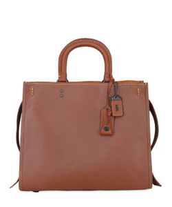 COACH 1941 | Rogue 36 Pebbled Leather Top Handle Bag