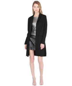 SIRAN | Bonded Jersey Coat
