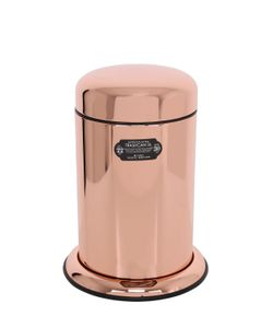 PUEBCO | Copper Plated Steel Trashcan