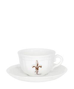 PAMPALONI | Gigli Bichierografia Tea Cup Saucer