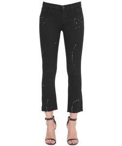 J Brand | Betty Boot Cut Raw Hem Denim Jeans