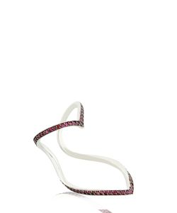 Seeme | Rubies Wrap Heart Ring