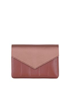 MICOLI | Nappa Silk Satin Mini Shoulder Bag