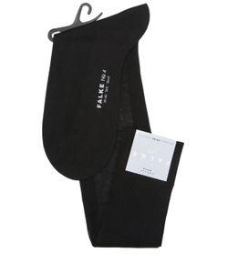 FALKE LUXURY | Pure Silk Knee-High Socks