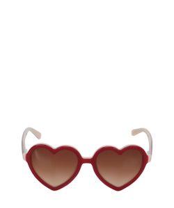 SONS+DAUGHTERS EYEWEAR | Handmade Heart Acetate Sunglasses 5-7y