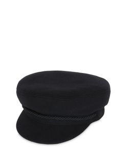 BARBISIO | Wool Cashmere Blend Felt Fisherman Hat