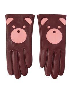 ARISTIDE   Перчатки Teddy Из Кожи Наппа