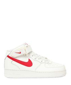 Nike | Кожаные Кроссовки Air Force 1 Mid 07
