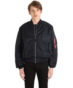 Alpha Industries | Куртка-Бомбер Из Нейлона