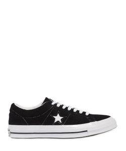 Converse | Замшевые Кроссовки One Star