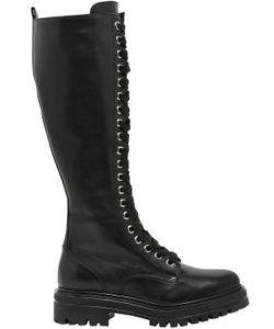 Janet & Janet | Кожаные Ботинки 30mm