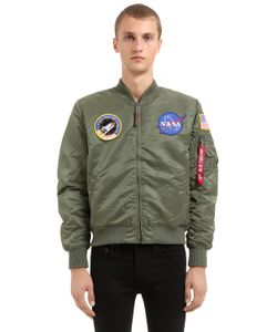 Alpha Industries | Нейлоновая Куртка-Бомбер Ma-1 Vf Nasa