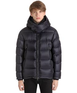 Moncler | Куртка Pascal Из Нейлона Laqué