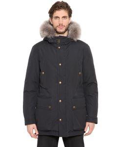 Belstaff | Куртка Pathfinder С Меховой Оторочкой
