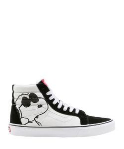 Vans | Высокие Кроссовки Snoopy Joe