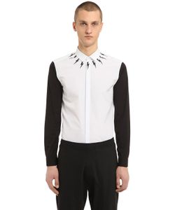 Neil Barrett | Рубашка Из Поплин
