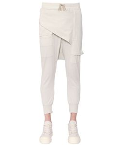 Rick Owens | Darkshdw Light Jersey Paneled Pants
