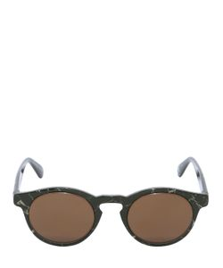 Italia Independent | I-I 926 Marble Effect Sunglasses