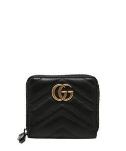 Gucci | Кожаный Кошелёк Gg Marmont 2.0