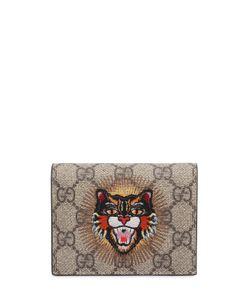 Gucci | Кошелёк С Фирменным Принтом Gg Supreme