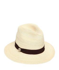 Dsquared2 | Шляпа Clement Из Плетёной Соломы