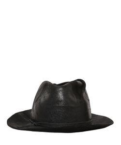 Move | Шляпа Из Вощёного Фетра
