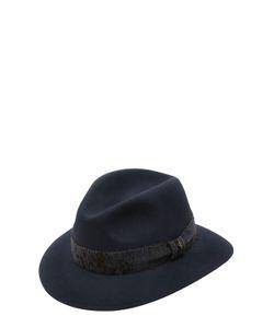 Borsalino | Шляпа Из Кроличьего Фетра