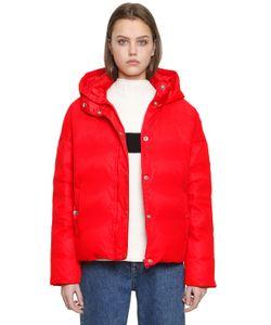 Calvin Klein Jeans   Ocoon Mesh Covered Nylon Down Jacket
