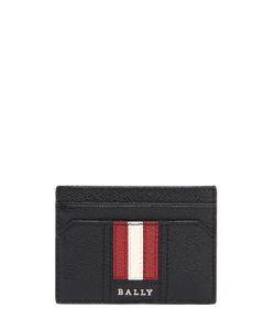 Bally | Кредитница Из Сафьяновой Кожи