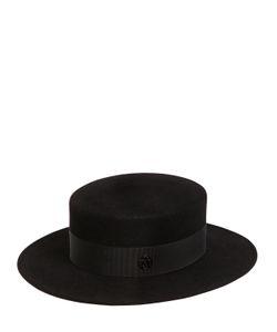 Maison Michel | Шляпа Kiki Из Кроличьего Фетра