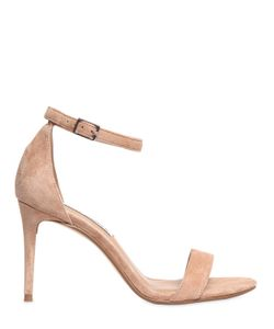 STEVE MADDEN | 80mm Adelle Suede Sandals