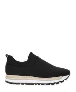 DKNY | 30mm Jade Neoprene Slip-On Sneakers