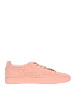 Puma Select | Stampd Clyde Perforated Suede Sneakers