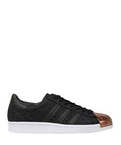 adidas Originals | Superstar 80s Suede Metal Sneakers