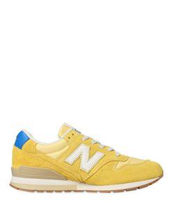 New Balance | Кроссовки Из Нейлона И Замши